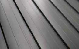 moderní střešní panel klik klak vhodný na střechy i fasády