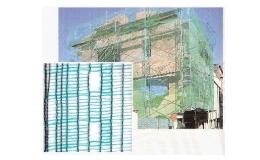 Ochranné a lešenářské sítě pro stavebnictví