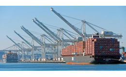 Námořní přeprava, import a export zásilek
