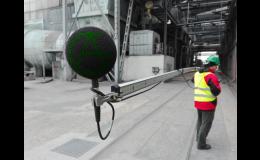 Měření hluku a odhlučnění pracovišť