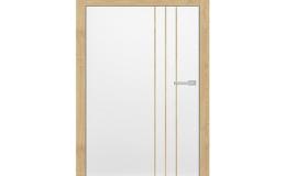 Vnitřní vchodové dveře do bytu Znojmo, Moravský Krumlov
