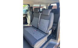 Komfortní cestování - pronájem minibusu Toyota