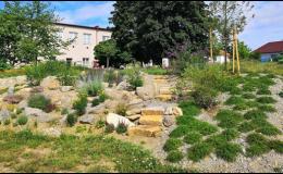 Realizace zahrad od projektu po výsadbu