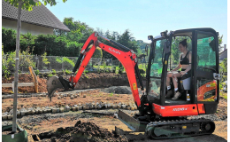 Terénní úpravy zahrad