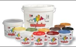 Prodej kvalitních fasádních systémů značky KNAUF Náchod