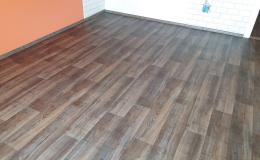 Laminátové, PVC podlahy pro kuchyně