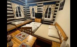 Ubytování v krásné přírodě Jizerských hor