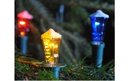 Prodej tradičních, vánočních žárovek v e-shopu