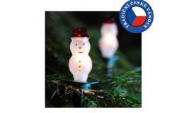 Vánoční osvětlení české ruční výroby, Brno