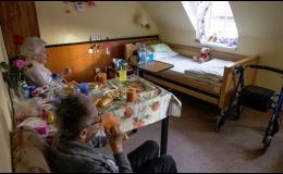 Ubytování a péče o seniory - DŮM seniorů Michle, s.r.o.