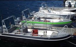 Rybaření na širém moři