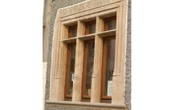 Venkovní okenní parapety na zakázku