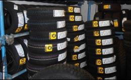 Pneuservis Ústí nad Orlicí, prodej pneumatik