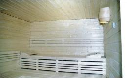 Truhlářské výrobky na zakázku Plzeň, výroba sauny