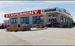 IZOMAT stavebniny  · Prodej stavebního materiálu Praha