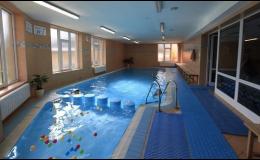 Ubytování v hotelu Slunce Rýmařov, aquacentrum s bazény