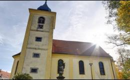 Obec Dolní Žandov, okres Cheb, Kostel svatého Michaela