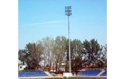 Zkoušky a ověření stavu stožárů na sportovištích