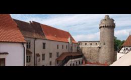Muzeum středního Pootaví Strakonice v areálu strakonického hradu