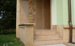 Schodišťové stupně z kamene Prostějov