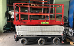 zdvihací pracovní plošina H1310 na prodej