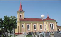 Obec Kněždub, okres Hodonín, Kostel svatého Jana Křtitele