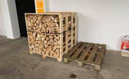 Prodej palivového dřeva i uhlí Břeclav
