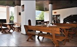Výhodné pobytové balíčky dámská jízda, restaurace hotel Skála