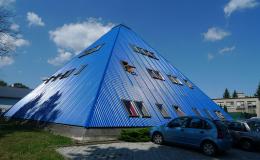 Plechové krytiny pro stavbu, rekonstrukci střechy