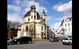Historické památky - Kostel Jana Křtitele