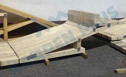 Kvalitní materiál pro střešní konstrukce Břeclav