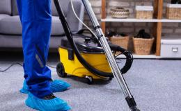 Parní čištění podlah a koberců v Havířově a Karviné