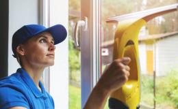 Mytí oken parním přístrojem - Havířov a Karviná