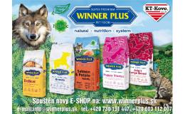 Prodejce krmiva Winner Plus - zastoupení pro ČR i SR