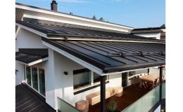 Plechová střešní krytina pro každou střechu