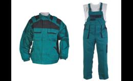 Pracovní oděvy, montérky a blůza