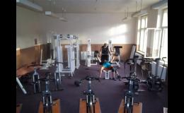 Sportovní centrum, posilovna - Čermná