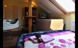 Apartmán s vířivkou Valtice