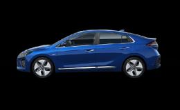 předváděcí vůz Hyundai Ioniq hybrid - Uherský Brod