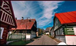 Lidová architektura v podhůří Krkonoš