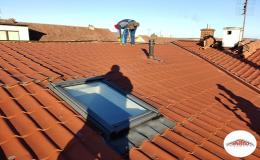 Zateplení střechy, tepelná izolace podkroví Brno, Vyškov