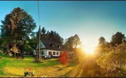 Penzion Kovárna Horní Lipová, Jeseníky, celoroční ubytování