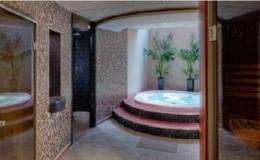 Masáže, finská sauna, vířivka - pobyt v hotelu v centru Brna