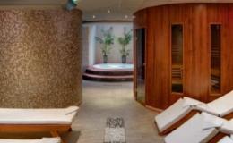 Soukromé wellness v hotelu Brno