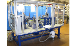 Výroba a modernizace průmyslových strojů