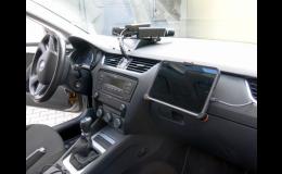 Zásahový vozidlový systém