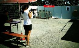 Firemní teambuilding, školení se střeleckou tématikou