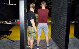 Zážitkové střelby pro firemní zaměstnance