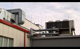 Komplexní dodávky vzduchotechnických zařízení Ostrava