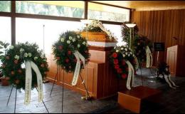 Pohřebnictví Lanškroun